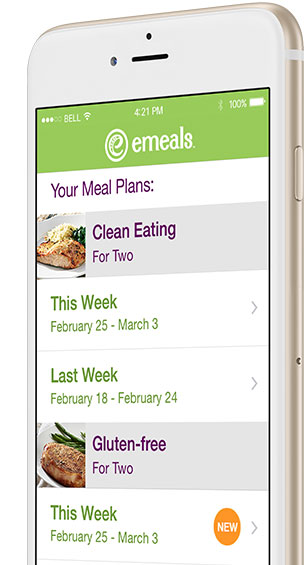 Meal Plans Phone