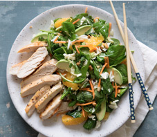 Asian Chopped Salad Chicken