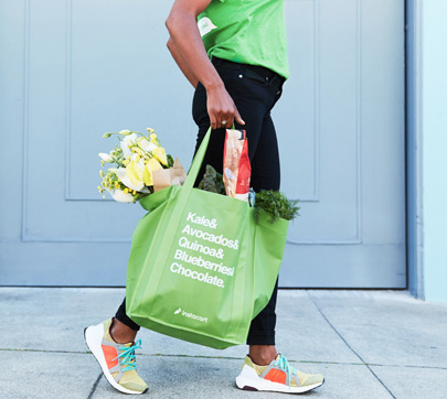 Instacart Fresh Bags Delivered